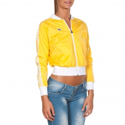 Veste Femme ARENA W RELAX IV TEAM Jacket Yellow White Lily Yellow