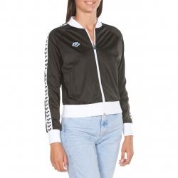 Veste Femme ARENA W RELAX IV TEAM Jacket Black White Black