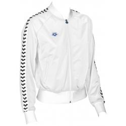 Veste Femme ARENA W RELAX IV TEAM Jacket White Black White