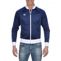 Sweat ARENA M Relax IV TEAM JACKET - NAVY WHITE NAVY