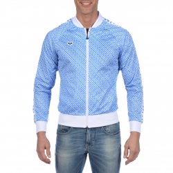 Veste ARENA M RELAX IV Team Jacket - Diamonds White Roy Roy