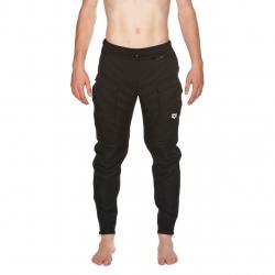 Pantalon ARENA Half Quilted Pant - Black