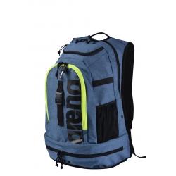ARENA Fastpack 2.2 - Denim Melange - Sac à Dos Natation et Piscine