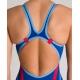 ARENA Powerskin Carbon Core FX Dos ouvert - Ocean Blue - Combinaison Natation Femme