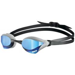 ARENA Cobra Core Swipe Mirror - Blue White - Lunettes Natation