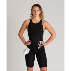 ARENA Powerskin Carbon DUO Black ( Haut et Bas) - Combinaison Natation Compétition Femme