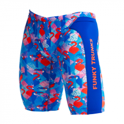 Funky Trunks FLAMING VEGAS - Jammer Natation Homme