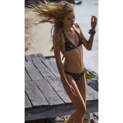 Haut de Bikini BANANA MOON Inyo San Jacinto Noir - Haut maillot de bain Plage 2 pieces