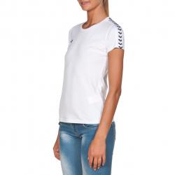 Tee shirt ARENA FEMME W Team Shirt Team - White White Black