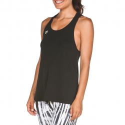 Débardeur Fitness ARENA FEMME W Gym Tank Top Cross Back - Black