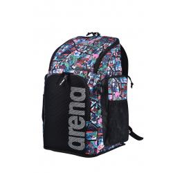 ARENA Team Backpack 45 Allover KUN - Sac à Dos Natation & Piscine
