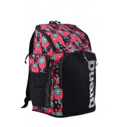 ARENA Team Backpack 45 Allover MONKEY - Sac à Dos Natation & Piscine