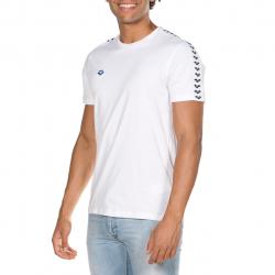 Tee shirt ARENA HOMME Team Shirt Team - White White Black