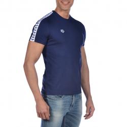 Tee shirt ARENA HOMME Team Shirt Team - Navy White Navy