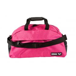 ARENA STEAM DUFFLE 40 - Pink Melange - Sac de Sport & Piscine