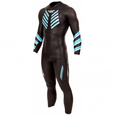 Mako Torrent 2.0 Homme - Combinaison Triathlon Néoprène