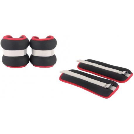 Bracelets lestés 500g - Pour travail poignets et chevilles - La paire