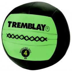 Wall Ball (ballon de frappe contre mur ou par terre)