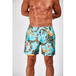 Boardshort Banana Moon MANLY MILWAUKEE - TURQUOISE