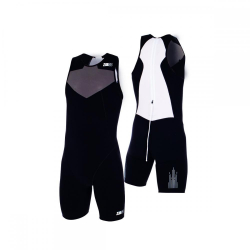 Trifonction Triathlon Homme ZEROD elite TRISUIT MAN BLACK SERIES