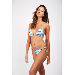 Bas de Bikini BANANA MOON TOSCA MITSIO - BLEU - Bas maillot de bain Plage 2 pièces
