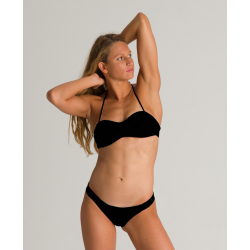 ARENA Allover Triangle 2 pieces Black - Maillot de bain 2 pièces