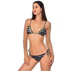 Haut de Bikini BANANA MOON MOJAO WATAMU - NOIR - Haut maillot de bain Plage 2 pièces