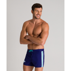Arena ICONS X-Short Navy White - Bermuda / Short de Plage