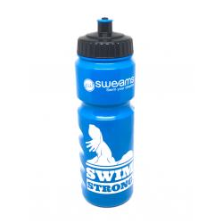 Bidon SWEAMS Swimmer Swim Strong Blue - 750ml