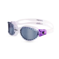 VORGEE Vortech Max Tinted - Transparent Violet - Lunettes Natation