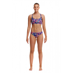 Funkita BAMBAMBOO - Sports Top & Brief - Maillot 2 pièces Natation