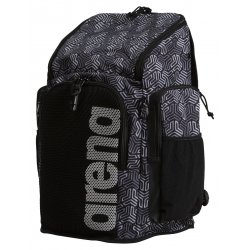 ARENA Team Backpack 45 Allover Cheetah Kikko - Sac à Dos Natation