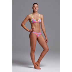 FUNKITA BAE BOO - Tri Top & Hipster Brief - Maillot 2 pieces Femme Natation