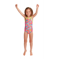 Funkita Toddler (1-7 ans) BAE BOE- Maillot Fille Natation