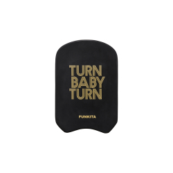 Kickboard FUNKITA Turn Baby Turn Gold - Planche Natation