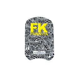 Kickboard FUNKITA Zebra Crossing - Planche Natation