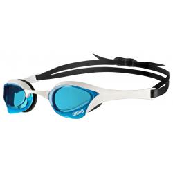 ARENA Cobra Ultra Swipe -Blue White Black - Lunettes Natation Blanc et Bleu