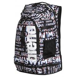 ARENA Fastpack 2.2 Allover NEON GLITCH - Sac à Dos Natation et Piscine