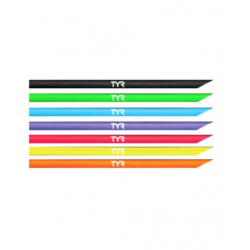 Kit Elastique TYR Pour Paddle Catalyst Stroke - Vert Fluo