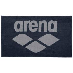 Serviette ARENA Pool Soft Towel - Navy Grey