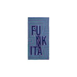 Serviette Funkita Illusion - Serviette pour la natation et plage