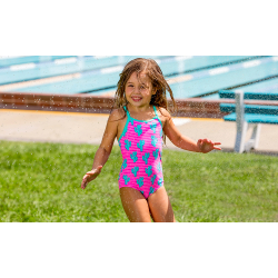 Maillot Funkita petite fille 1 piece Sweetie Spike Toddler Fille