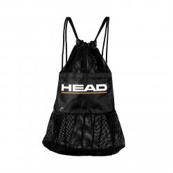 Head Mesh Bag With Pocket
