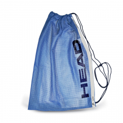 Head Training Mesh Bag Light Blue