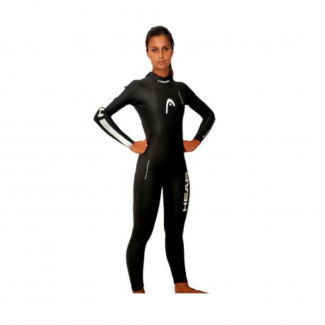 Head BLACK MARLIN 5.3.1,5 Lady - Combinaison Triathlon Femme