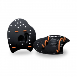Plaquettes HEAD FLAT PADDLE Black Orange