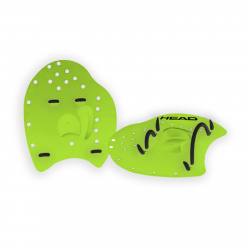 Plaquettes HEAD FLAT PADDLE Lime Black