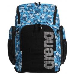 ARENA Team Backpack 45 Allover PANDAS - Sac à Dos Natation