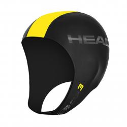 Cagoule néoprène Head NEO CAP 3 Black Yellow