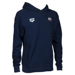 ARENA OG Hoodie US NAVY - Collection Bishamon